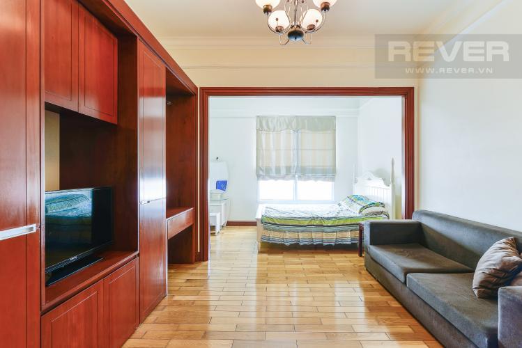 Tổng Quan Căn hộ The Manor 2 tầng cao phòng ngủ đầy đủ nội thất