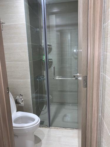 Phòng tắm , Căn hộ Vinhomes Grand Park , Quận 9 Căn hộ Vinhomes Grand Park tầng 33 ban công Đông Nam, đầy đủ nội thất