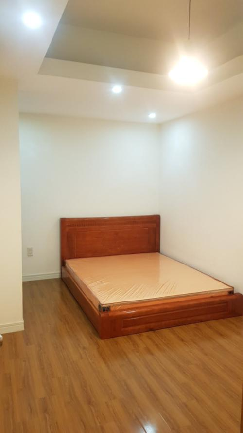 Phòng ngủ căn hộ HOMYLAND 2 Bán căn hộ 2 phòng ngủ Homyland 2, tầng 12, diện tích 69m2, đầy đủ nội thất