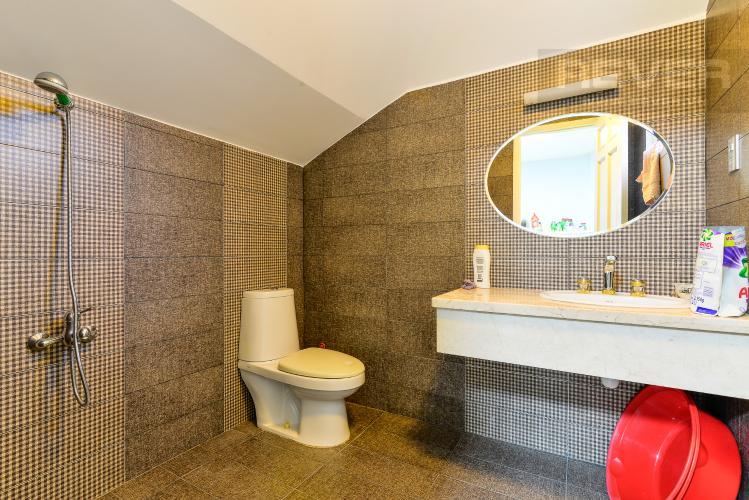 Phòng Tắm Tầng Thượng Cho thuê biệt thự Khu dân cư An Phú, hướng Đông Nam, thiết kế sang trọng, đầy đủ nội thất
