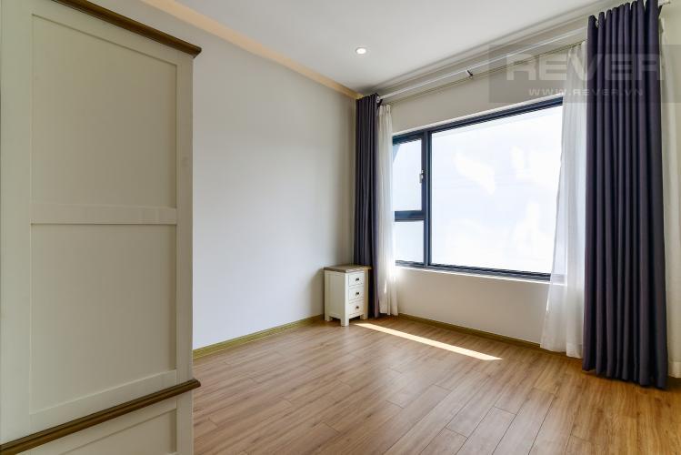 Phòng Ngủ 2 Cho thuê căn hộ New City Thủ Thiêm 85m2 gồm: 3PN 2WC, hướng Đông Bắc, view nội khu