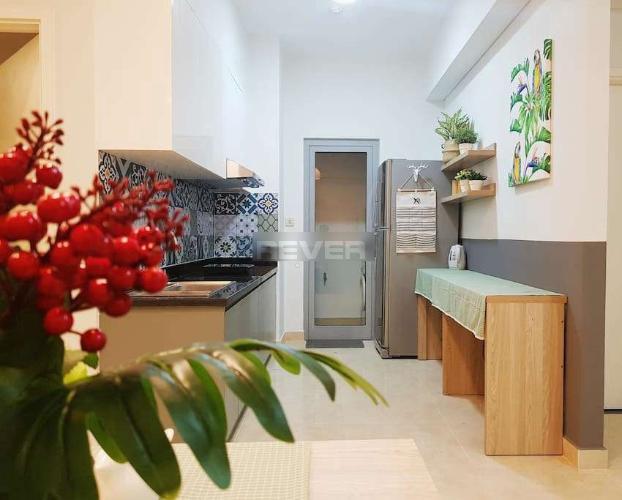 Phòng bếp căn hộ Lux Garden, Quận 7 Căn hộ Lux Garden thiết kế hiện đại sang trọng, đầy đủ nội thất.