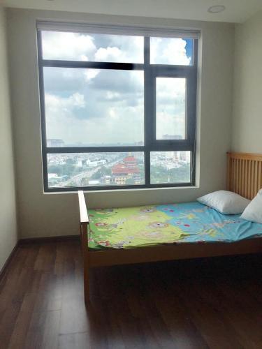 Phòng ngủ căn hộ DE CAPELLA Cho thuê căn hộ De Capella 2PN, block B, diện tích 80m2, đầy đủ nội thất, hướng ban công Đông Bắc