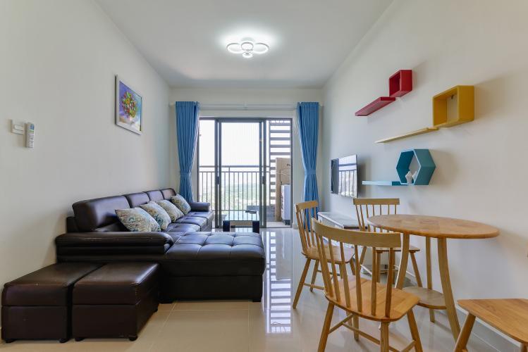 Căn hộ The Sun Avenue tầng cao 2PN, nội thất đầy đủ, view đẹp