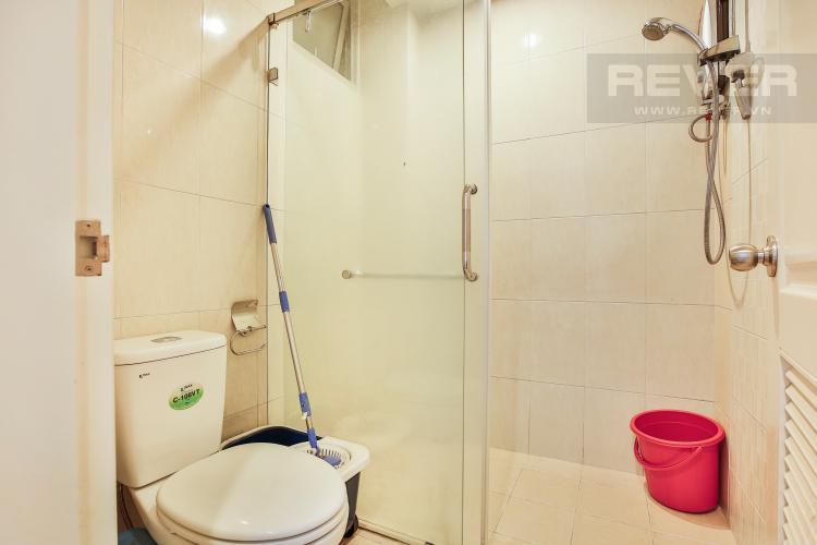 Toilet Căn hộ ParcSpring tầng thấp tháp B đầy đủ nội thất