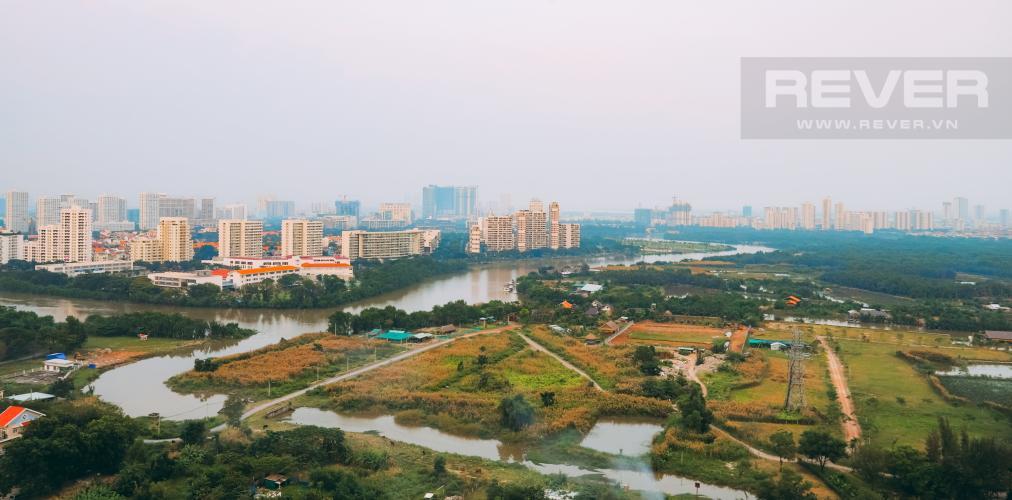 View Căn hộ Phú Hoàng Anh 4PN có tầng lửng, đầy đủ nội thất