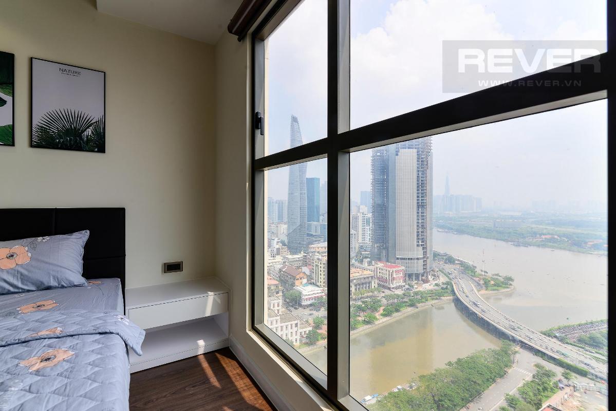 4b6b2bae6af38cadd5e2 Cho thuê căn hộ The Tresor 2PN, tháp TS1, diện tích 86m2, đầy đủ nội thất, view Bitexco và sông Sài Gòn