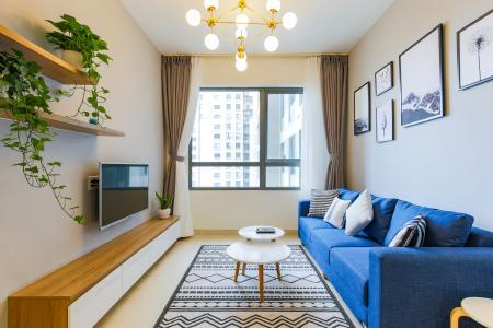 Căn hộ Masteri Thảo Điền tầng cao tháp T2 thiết kế đẹp, tiện nghi