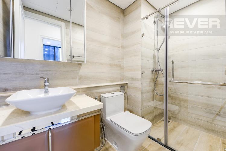 Phòng tắm 1 Bán căn hộ Vinhomes Golden River tầng cao, 2PN, view sông Sài Gòn, vị trí đắc địa