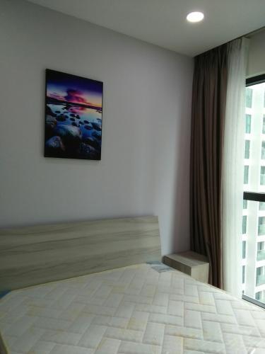 PHÒNG NGỦ căn hộ Feliz En Vista Căn hộ Feliz En Vista tầng cao đầy đủ nội thất, view nội khu.