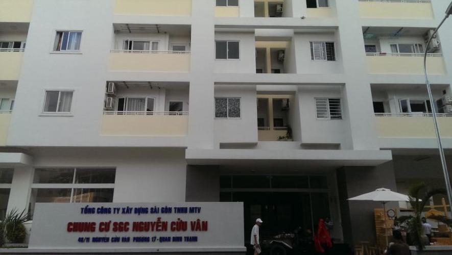 SGC Nguyễn Cửu Vân - Chung-cu-SGC-nguyen-cuu-van-quan-binh-thanh
