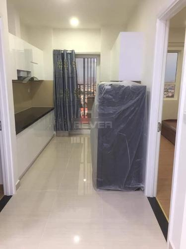 Phòng bếp căn hộ Moonlight Boulevard, Bình Tân Căn hộ Moonlight Boulevard bàn giao đầy đủ nội thất tiện nghi.