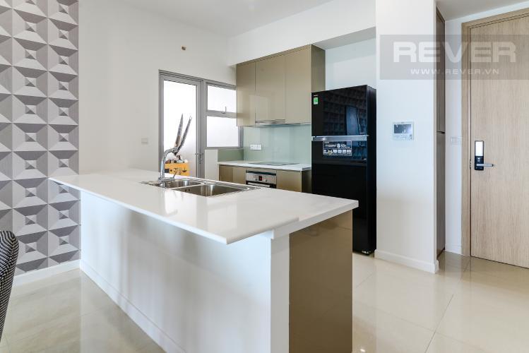 Nhà Bếp Cho thuê căn hộ Estella Heights 3PN, tầng cao, đầy đủ nội thất, view Xa lộ Hà Nội