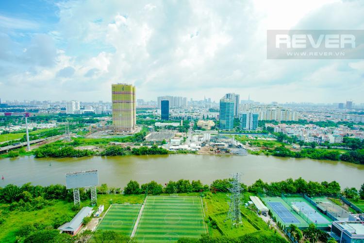 View Bán căn hộ Sunrise Riverside, tầng trung, diện tích 71.03m2, view sông thoáng mát, bàn giao thô