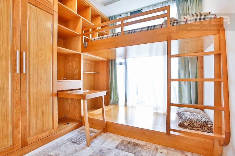 Phòng Ngủ 3 Căn hộ Vinhomes Golden River 3 phòng ngủ tầng cao A4 view sông