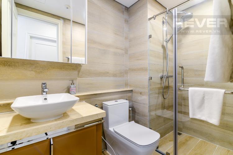 Phòng Tắm 1 Căn hộ Vinhomes Golden River tầng cao, 2PN, đầy đủ nội thất, view sông thoáng đãng
