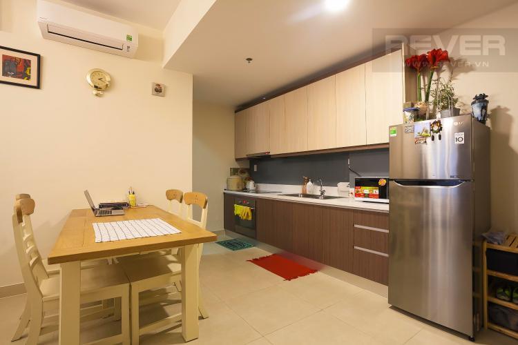 Khu Vực Bếp Căn hộ Masteri Thảo Điền 2 phòng ngủ tầng cao T4 view nội khu