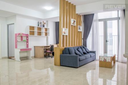 Bán căn hộ Luxcity 2PN, tầng thấp, block A, diện tích 83m2, đầy đủ nội thất