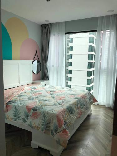 Phòng ngủ Feliz En Vista Căn hộ Duplex Feliz En Vista tầng cao, view nội khu thoáng mát.