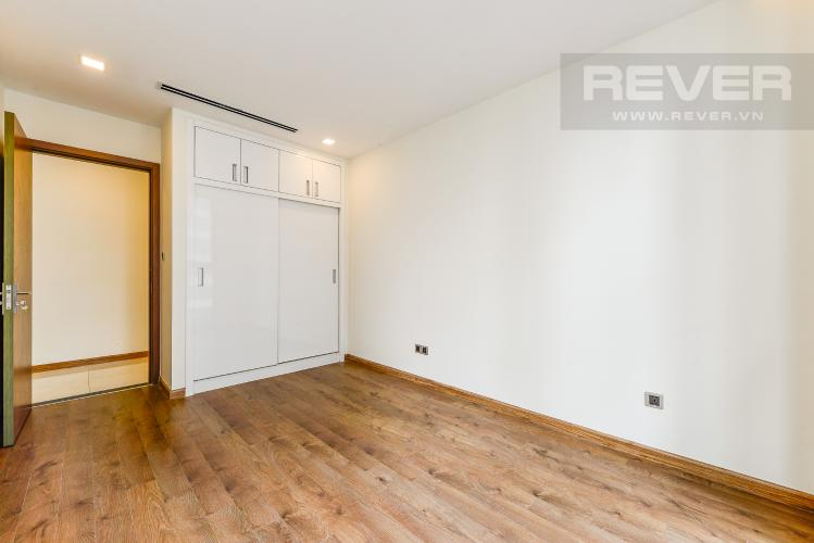 Phòng ngủ 1 Bán căn hộ Vinhomes Central Park 3 phòng ngủ tầng cao view sông tháp Park 1 mới 100%
