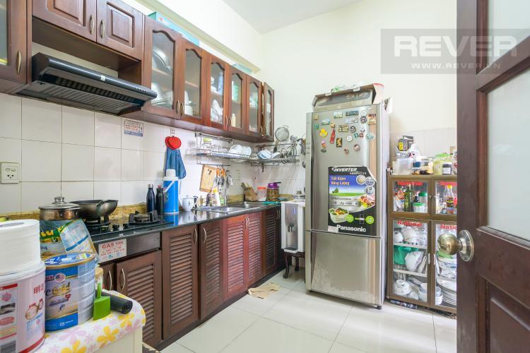 Nhà Bếp Căn hộ 2 phòng ngủ chung cư Lương Định Của đầy đủ nội thất