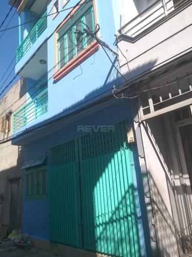 Mặt tiền nhà phố Bình Tân Nhà phố mặt tiền Bình Tân diện tích sử dụng 80m2, hướng Đông.