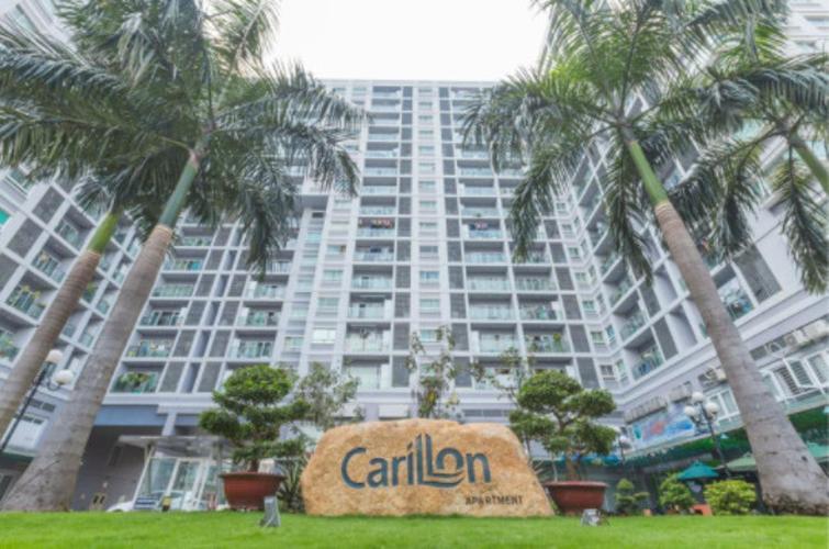Carillon Apartment, Tân Bình Căn hộ Carillon Apartment tầng trung đầy đủ nội thất tiện nghi.