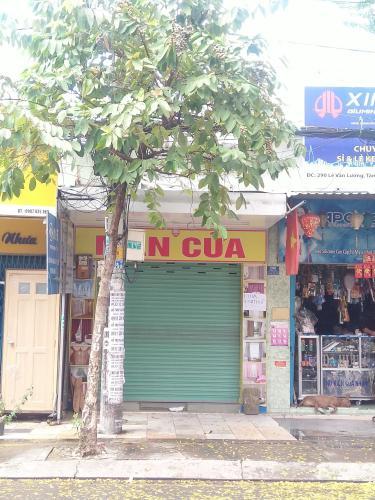 Mặt bằng kinh doanh Lê Văn Lương quận 7 - vị trí đẹp