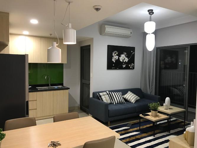 Cho thuê căn hộ Masteri Thảo Điền 2PN, tầng trung, diện tích 60m2, đầy đủ nội thất