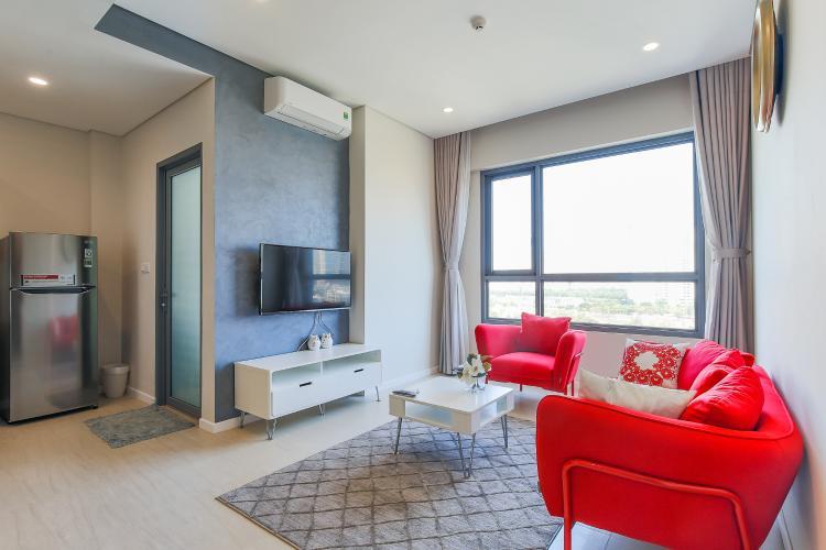 Cho thuê căn hộ Diamond Island - Đảo kim cương 3 phòng ngủ, view sông Sài Gòn