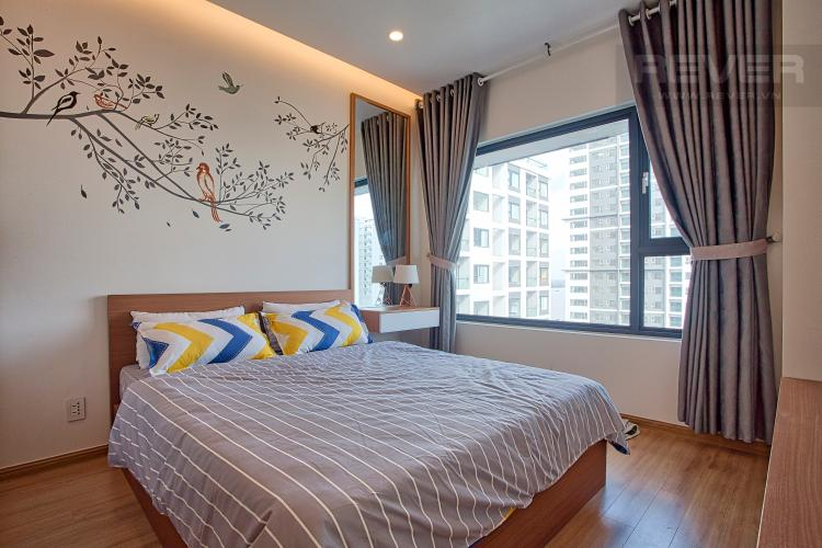 Phòng Ngủ 2 Căn hộ New City Thủ Thiêm tầng cao, tháp Babylon, 2 phòng ngủ, đầy đủ nội thất