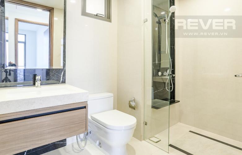 Phòng Tắm 1 Bán căn hộ The Nassim Thảo Điền tầng cao, 2PN, view sông