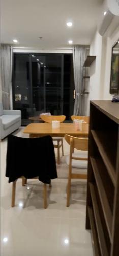 Phòng khách Vinhomes Grand Park Quận 9 Căn hộ Vinhomes Grand Park nội thất cơ bản, hướng nội khu.