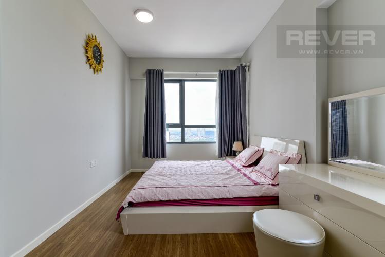 Phòng Ngủ 2 Cho thuê căn hộ Masteri An Phú 2PN, tầng cao, đầy đủ nội thất, view sông thoáng đãng