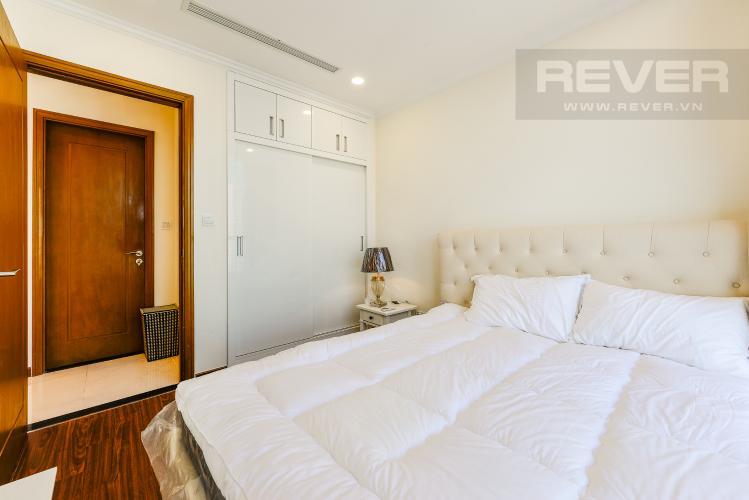 Phòng ngủ Bán căn hộ Vinhomes Central Park tầng cao, 1PN, đầy đủ nội thất