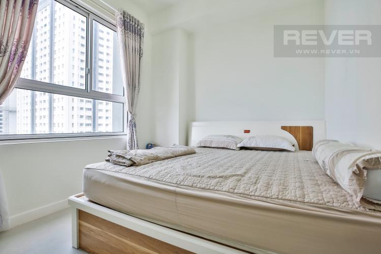 Phòng Ngủ 1 Căn hộ Lexington Residence trung tầng LD thiết kế đẹp, view hồ bơi
