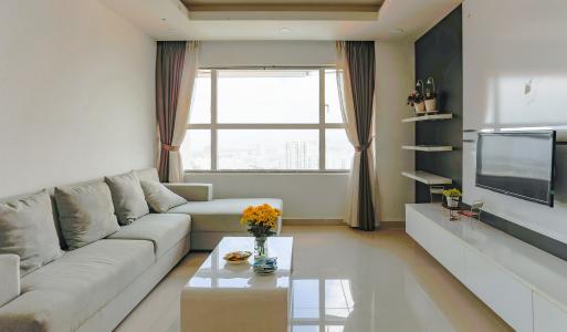 Căn hộ Sunrise City 1 phòng ngủ tầng cao X1 hướng Tây