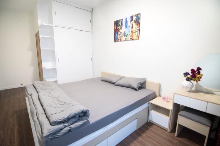 Phòng ngủ Jamila Khang Điền, Quận 9 Căn hộ Jamila Khang Điền tầng cao, ban công hướng Tây Bắc.
