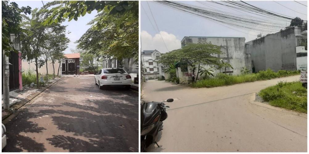Bán đất nền phường Long Trường, Quận 9, sổ hồng, thổ cư 100%