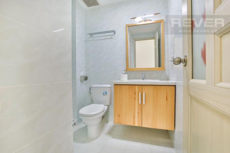 Toilet Officetel Lexington Residence tầng thấp LE nội thất cơ bản