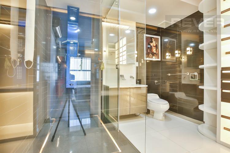 Toilet 1 Căn hộ Sunrise City 3 phòng ngủ tầng cao X2 view đẹp, full nội thất