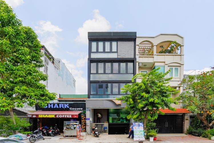Mặt Tiền Nhà phố 8 phòng ngủ đường số 3A Tân Hưng Quận 7