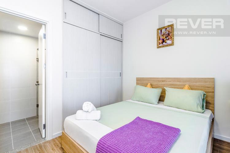 Master bedroom Cho thuê căn hộ M-One Nam Sài Gòn tầng trung, 2PN, đầy đủ nội thất
