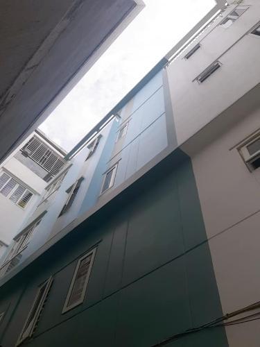 Nhà phố đường Thích Quảng Đức 4 tầng hướng Tây Bắc, pháp lý đầy đủ.