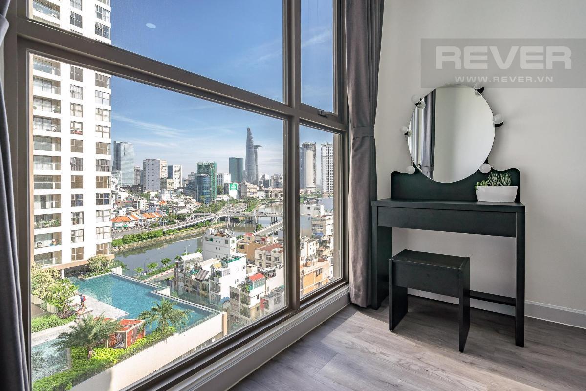 e372374c9a007c5e2511 Bán căn hộ Masteri Millennium 2 phòng ngủ, block B, đầy đủ nội thất, view Bitexco
