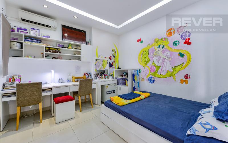 Phòng ngủ 2 Căn hộ Chung cư SGC 2 phòng ngủ, đầy đủ nội thất