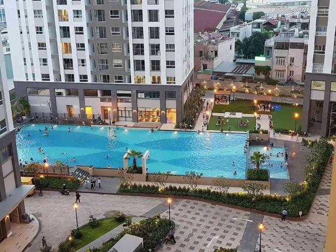 Hồ bơi RichStar, Tân Phú Căn hộ RichStar ban công rộng rãi, bàn giao đầy đủ nội thất.
