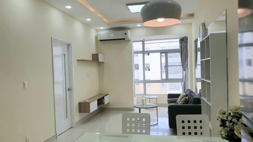 Không gian bên trong  căn hộ Sky Garden Căn hộ Sky Garden quận 7 thiết kế hiện đại - nội thất đầy đủ