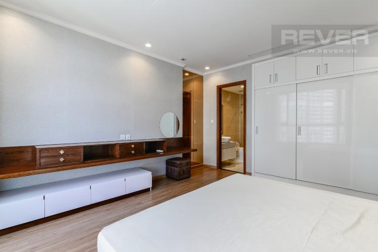 Phòng Ngủ 1 Căn hộ Vinhomes Central Park 3 phòng ngủ tầng trung C3 đầy đủ nội thất