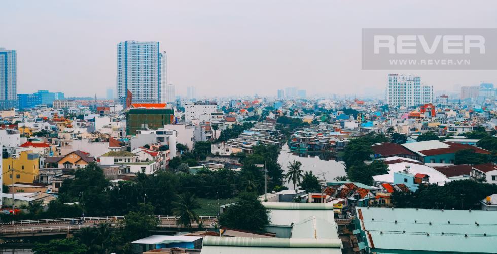 View 2 Bán căn hộ M-One Nam Sài Gòn tầng trung, 2PN đầy đủ nội thất